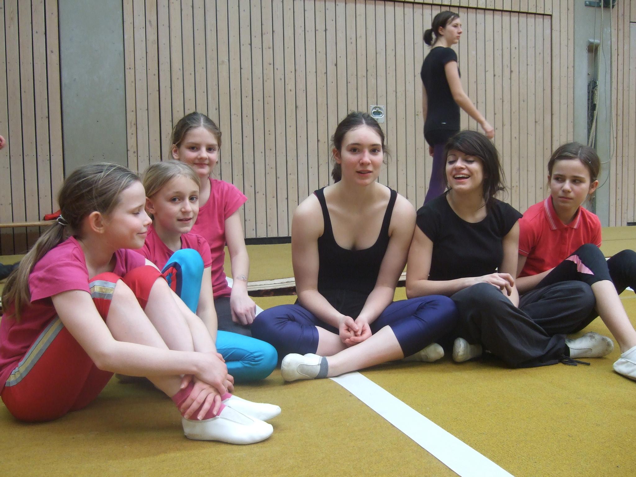 Akrobatik-Lehrgang Rathsberg III