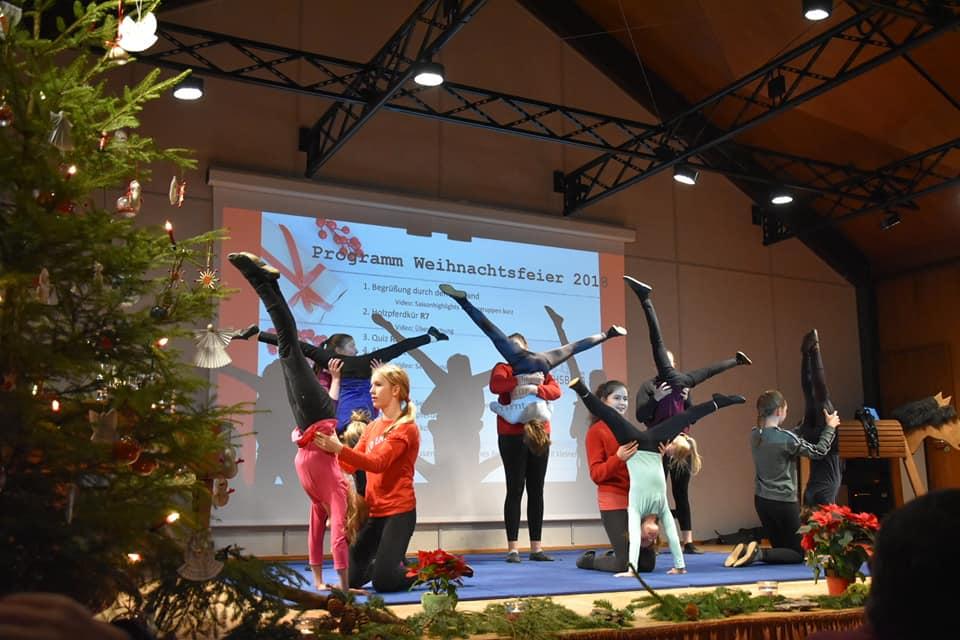 Weihnachtsfeier Begrüßung.Weihnachtsfeier 2018 Vupsv Schloss Rathsberg Erlangen E V